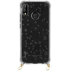 My Jewellery Design Softcase Koordhoesje Huawei P20 Lite - Stars