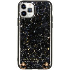 My Jewellery Marmer Hardcase Koordhoesje iPhone 11 Pro - Blue Marble