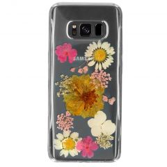 My Jewellery Design Hardcase Backcover Samsung Galaxy S8 - Dried Flower