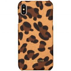 My Jewellery Design Hardcase Backcover iPhone Xs Max - Luipaard