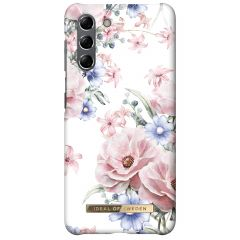 iDeal of Sweden Fashion Backcover Samsung Galaxy S21 - Floral Romance