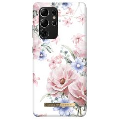 iDeal of Sweden Fashion Backcover Samsung Galaxy S21 Ultra - Floral Romance