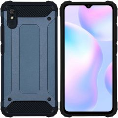 iMoshion Rugged Xtreme Backcover Xiaomi Redmi 9A - Donkerblauw