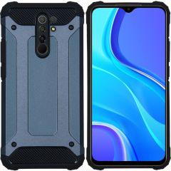 iMoshion Rugged Xtreme Backcover Xiaomi Redmi 9 - Donkerblauw