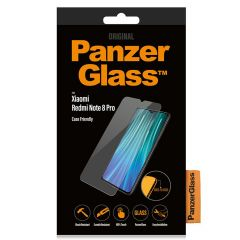 PanzerGlass Case Friendly Screenprotector Xiaomi Redmi Note 8 Pro