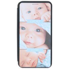 Samsung Galaxy S21 Plus gel booktype ontwerpen (eenzijdig)