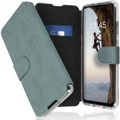 Accezz Xtreme Wallet Booktype Huawei P30 Lite - Lichtblauw