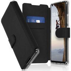 Accezz Xtreme Wallet Booktype Samsung Galaxy A42 - Zwart