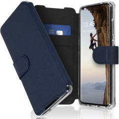 Accezz Xtreme Wallet Booktype Samsung Galaxy S20 - Donkerblauw