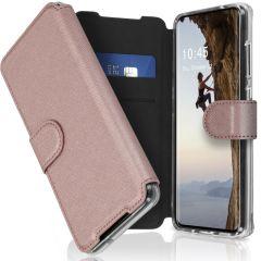 Accezz Xtreme Wallet Booktype Samsung Galaxy S20 - Rosé Goud