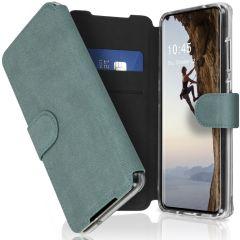 Accezz Xtreme Wallet Booktype Samsung Galaxy S20 - Lichtblauw