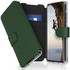 Accezz Xtreme Wallet Booktype Samsung Galaxy S20 - Donkergroen