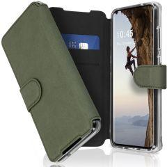 Accezz Xtreme Wallet Booktype Samsung Galaxy S20 - Lichtgroen