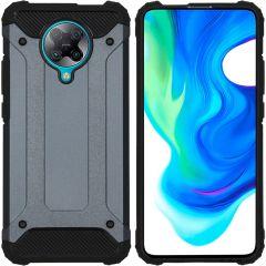 iMoshion Rugged Xtreme Backcover Xiaomi Poco F2 Pro - Donkerblauw