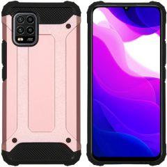 iMoshion Rugged Xtreme Backcover Xiaomi Mi 10 Lite - Rosé Goud