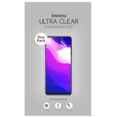 Selencia Duo Pack Ultra Clear Screenprotector Xiaomi Mi 10 Lite