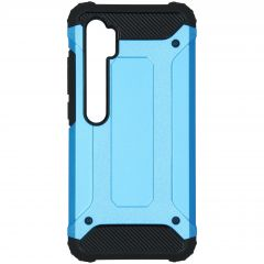 iMoshion Rugged Xtreme Backcover Xiaomi Mi Note 10 (Pro) - Lichtblauw