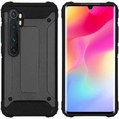iMoshion Rugged Xtreme Backcover Xiaomi Mi Note 10 Lite - Zwart
