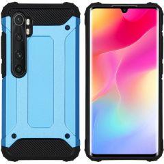 iMoshion Rugged Xtreme Backcover Xiaomi Mi Note 10 Lite - Lichtblauw