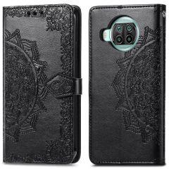 iMoshion Mandala Booktype Xiaomi Mi 10T Lite - Zwart