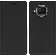 iMoshion Slim Folio Book Case Xiaomi Mi 10T Lite - Zwart
