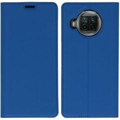 iMoshion Slim Folio Book Case Xiaomi Mi 10T Lite - Donkerblauw