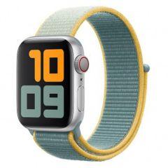 Apple Sport Loop Band Apple Watch Series 1-6 / SE - 42/44mm -Groen