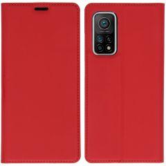 iMoshion Slim Folio Book Case Xiaomi Mi 10T (Pro) - Rood