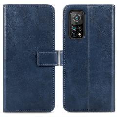 iMoshion Luxe Booktype Xiaomi Mi 10T (Pro) - Donkerblauw