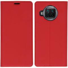 iMoshion Slim Folio Book Case Xiaomi Mi 10T Lite - Rood