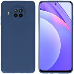 iMoshion Color Backcover Xiaomi Mi 10T Lite - Donkerblauw