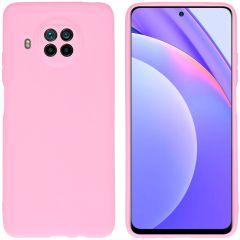 iMoshion Color Backcover Xiaomi Mi 10T Lite - Roze