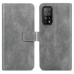 iMoshion Luxe Booktype Xiaomi Mi 10T (Pro) - Grijs