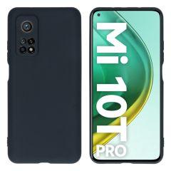 iMoshion Color Backcover Xiaomi Mi 10T (Pro) - Zwart