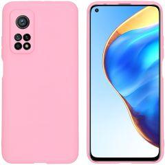 iMoshion Color Backcover Xiaomi Mi 10T (Pro) - Roze