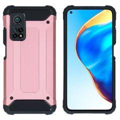 iMoshion Rugged Xtreme Backcover Xiaomi Mi 10T (Pro) - Rosé Goud