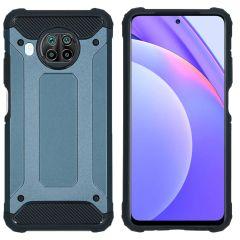 iMoshion Rugged Xtreme Backcover Xiaomi Mi 10T Lite - Donkerblauw