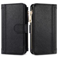 iMoshion Luxe Portemonnee Samsung Galaxy A72 - Zwart