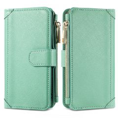 iMoshion Luxe Portemonnee Samsung Galaxy A72 - Groen