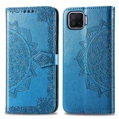 iMoshion Mandala Booktype Oppo A73 (5G) - Turquoise