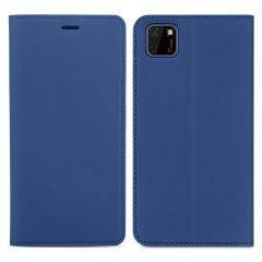 iMoshion Slim Folio Book Case Huawei Y5p - Donkerblauw