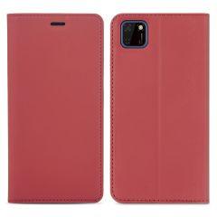 iMoshion Slim Folio Book Case Huawei Y5p - Rood