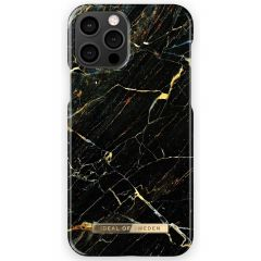 iDeal of Sweden Fashion Backcover iPhone 12 (Pro) - Port Laurent Marble