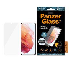 PanzerGlass Anti-Bacterial Case Friendly Screenprotector Galaxy S21