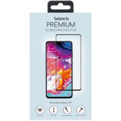 Selencia Gehard Glas Premium Screenprotector Galaxy A71 /Note 10 Lite