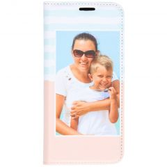 Ontwerp je eigen Samsung Galaxy S21 gel booktype hoes