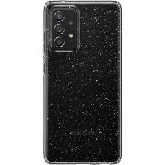 Spigen Liquid Crystal Backcover Galaxy A52(s) (5G/4G)-Crystal Quartz