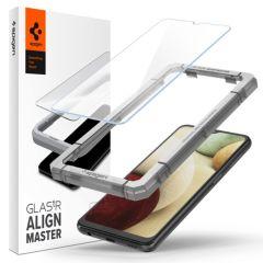 Spigen AlignMaster Full Screenprotector 2 Pack Galaxy A32 (5G)