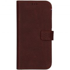 Decoded 2 in 1 Leather Detachable Wallet iPhone 12 Pro Max - Bruin