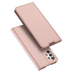 Dux Ducis Slim Softcase Booktype Samsung Galaxy A32 (4G) - Rosé Goud